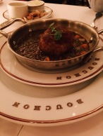 Veal Meatball at Bouchon